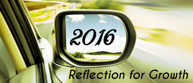 2016: Reflection for Growth