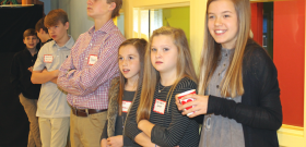 Preschool Ministry Valentine