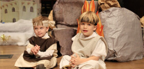 Preschool Nativity Play