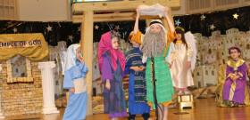 Preschool Nativity Play