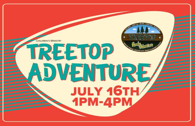 Children's Treetop Adventure