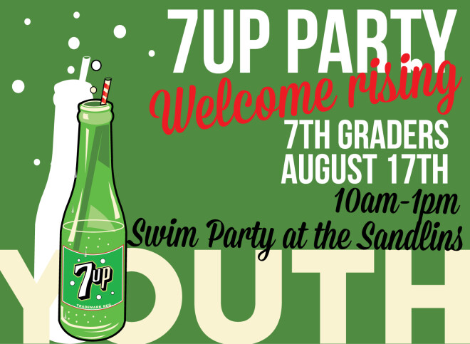 Youth 7up Party