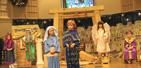 Preschool Nativity Play 2019