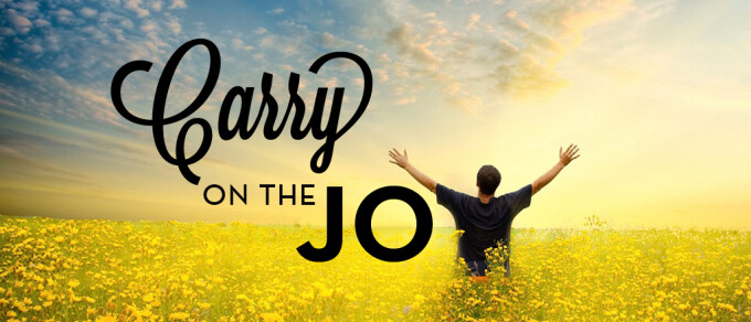 Carry on the Joy!
