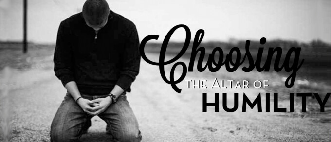"""Choosing the Altar of Humility: A Continued Conversation on Christ-like Humility with Blake Dempsey & Curtis Privette"", Romans 12"