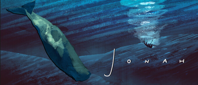 Jonah: The Lost Prophet - A Fishy Prayer