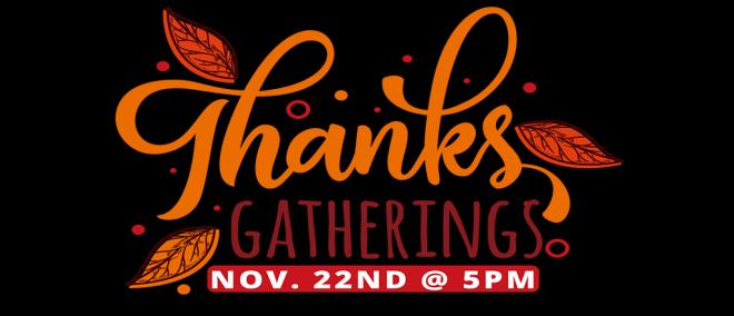 Thanksgatherings