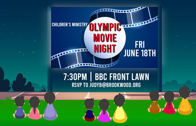 Children's Olympic Movie Night