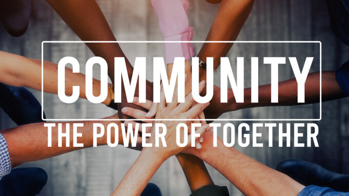COMMUNITY: THE POWER OF TOGETHER: Living Sent